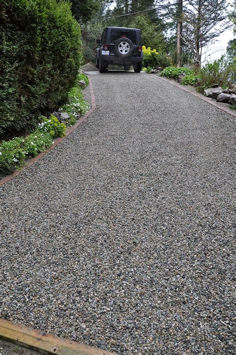 best 25 gravel for driveway ideas on driveway