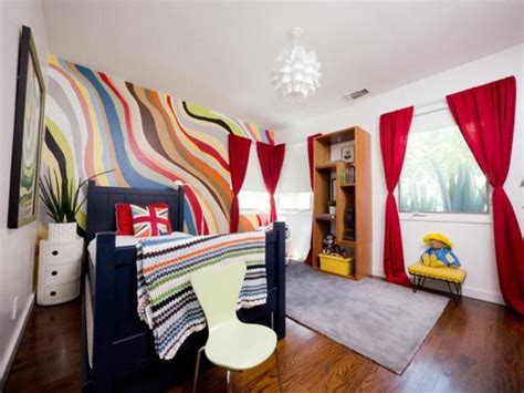15 Colorful Kids Room Designs