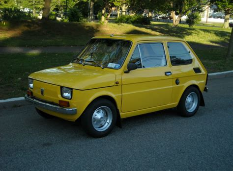 Fiat Cars For Sale by Classic Italian Cars For Sale 187 Archive 187 1976 Fiat 126p