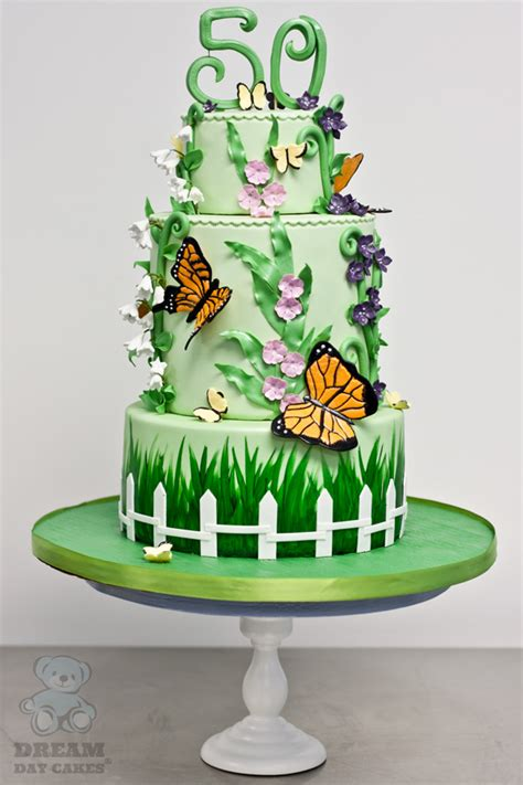 ridiculously stunning nature cakes