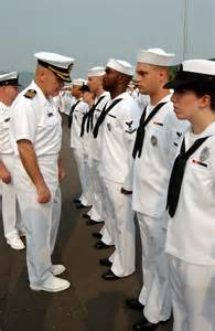 US Navy Dress White Uniform