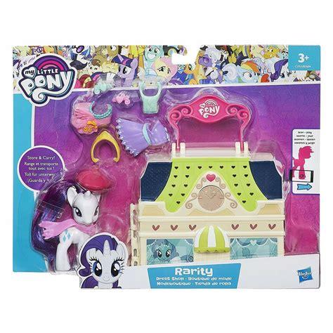My Little Pony Equestria Rarity Dress Shop | Samko & Miko ...