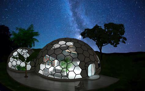 Dome House Biodome | Biodomes | Archello