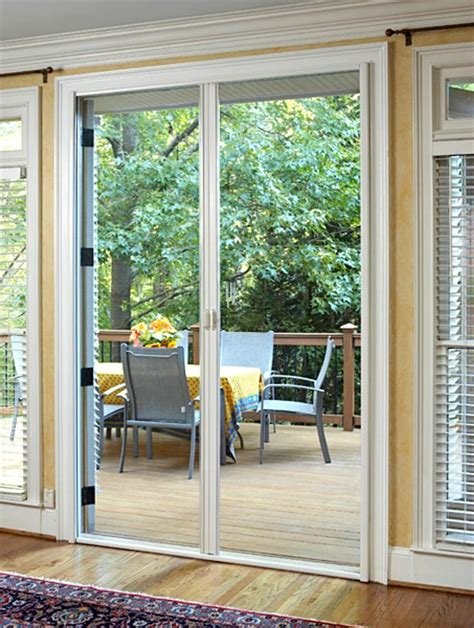 retractable door fly screens  french doors mmw