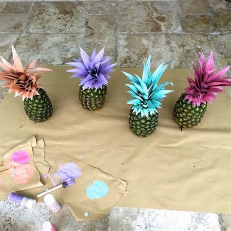 trending pineapple decor   wedding mywedding