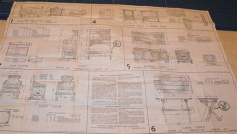 vintage woodworking plans woodworkersworkshop