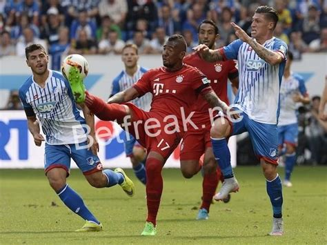 Hoffenheim is in a very good form, they are always motivated against the big teams, so i think for bayern munich they will be a big challenge, and they might end this match as a win or draw, so i will place this almost impossible bet. Bayern Munich vs Hoffenheim (Prediction, Preview & Betting ...