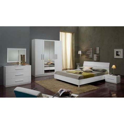 chambre a coucher blanche exemple chambre blanche raliss com