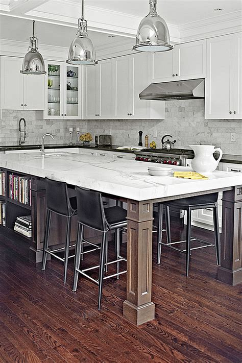 7 types of kitchen island kitchen island design ideas types personalities beyond
