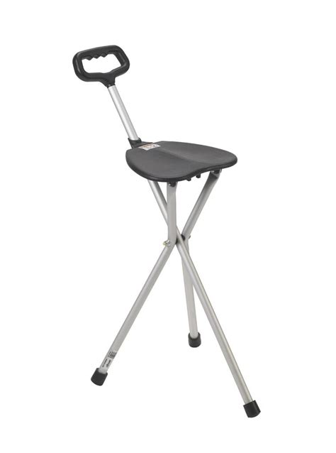 amazoncom drive medical deluxe folding cane seat black