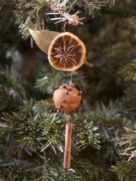aus naturmaterialien weihnachtsdeko selber basteln ideen