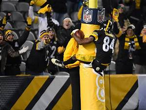 Twitter gives Antonio Brown's TD celebration the meme ...