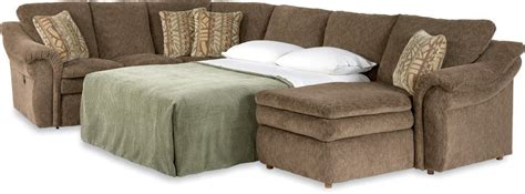 full sleeper sofa with chaise la z boy chaise sofa sectional sofas couches la z boy