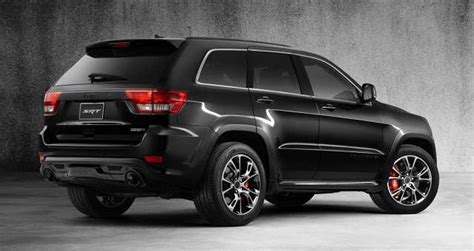 2016 Jeep Grand Cherokee Srt8 Hellcat Performance, Price