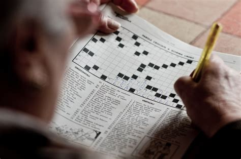 Science Explains Why Crossword Puzzles Are Good For You