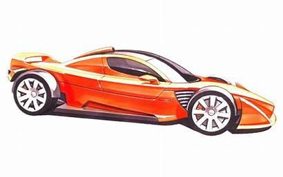 Clipart Cars Sports Supercars Clip Mclaren Limited