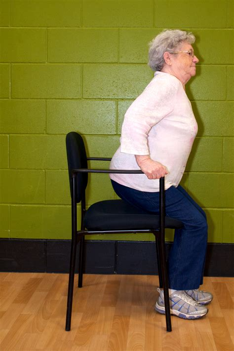 exercice chaise home exercises staying on your taking steps to