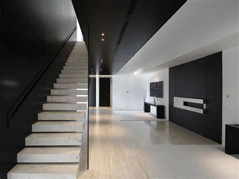 black white interior  luxury house  ideas