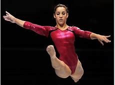 Flipping feet wAly Raisman Candy Coated Toes