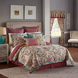 Waverly, Key, Of, Life, Reversible, Comforter, Collection, Queen