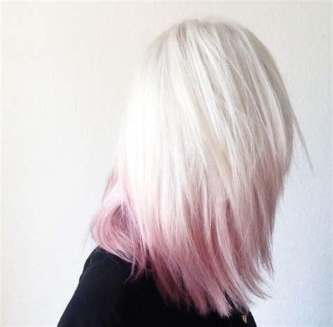 hair styles for silver hair best 25 pink hair tips ideas on hair 4163