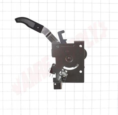 wsa ge range motorized oven door latch assembly amre supply