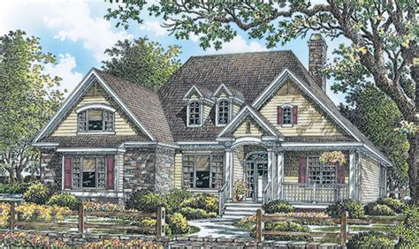 The Gresham, Plan 1084 Gables And Decorative Dormers