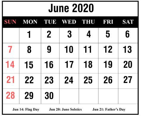 blank june printable calendar excel word printable