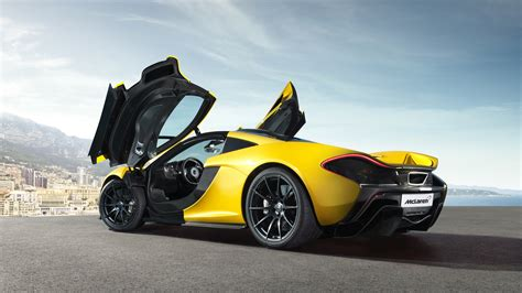 598 Yellow Car Hd Wallpapers