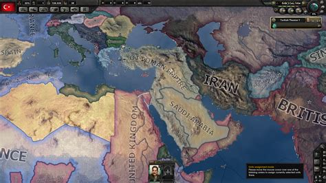 Modern Day Ottoman Empire by Ottoman Empire Mod For Hearts Of Iron Iv Mod Db