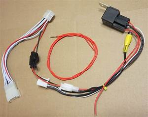 2013 Toyota Tacoma Head Unit Wiring Diagram