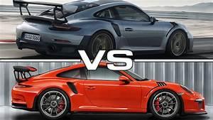 Porsche 911 Gt2 Rs 2017 : 2018 porsche 911 gt2 rs vs 2017 porsche 911 gt3 rs youtube ~ Medecine-chirurgie-esthetiques.com Avis de Voitures
