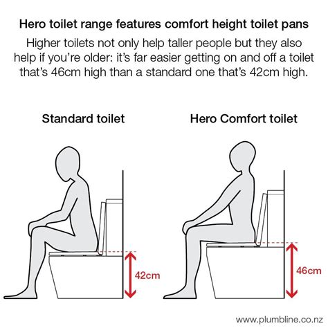 Hero Comfort Floor Mount Toilet Black  Toilets & Bidets
