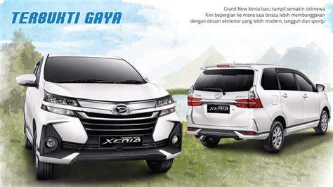 Review Daihatsu Grand Xenia by Harga Xenia Baru Daihatsu Grand New Xenia Update 16 Mei 2019