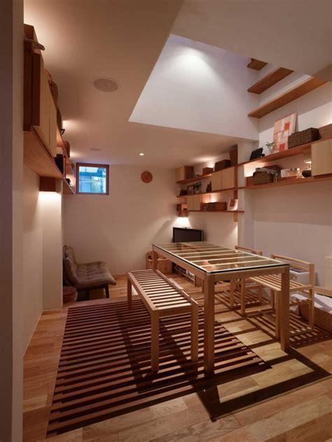 japanese minimalist   tiny house  nada japan