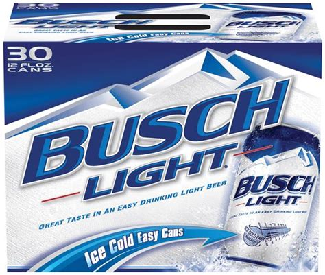 Busch Light 30 Pack Price by Busch Light 30 Pack Hy Vee Aisles Grocery
