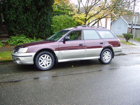 maroon subaru 2001 subaru outback wagon in maroon awd auto sales
