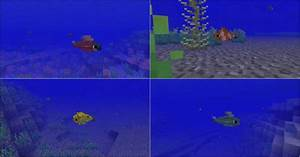 Just a Few Fish Mod 1.12.2/1.11.2 for Minecraft - Mc-Mod.Net