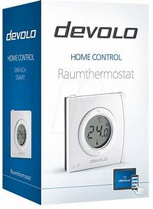 Smart Home Devolo : devolo 9361 devolo home control room thermostat at reichelt elektronik ~ Frokenaadalensverden.com Haus und Dekorationen