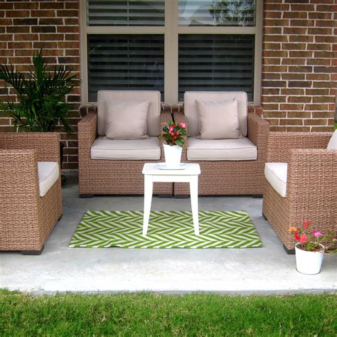bold patterns and bright colors transform your outdoor