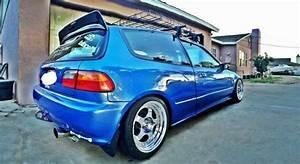 1993 Honda Civic Dx Hatchback Eg 1 8l Vtec 4 Cylinder For