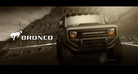 Toyota Bronco 2020 by 2020 Ford Bronco Might Outbox The Toyota 4runner Drivers