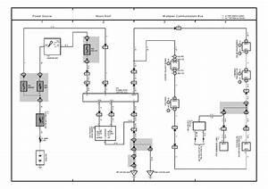 Wiring Diagram Toyota Kluger