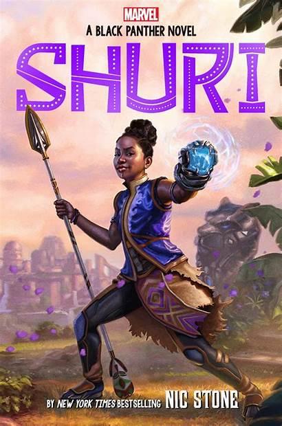 Shuri Marvel Panther Novel Nerdist Scholastic Excerpt