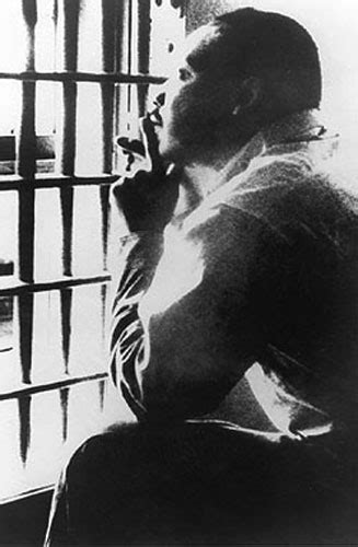 letters from a birmingham jail letter from birmingham 23321   MLK in Birmingham jail
