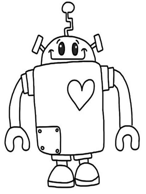 printable robot coloring pages coloring  delias
