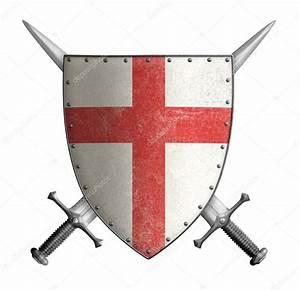 Swords Crossed Over Shield | www.pixshark.com - Images ...
