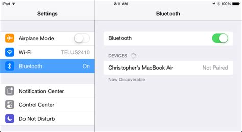 how to put iphone in discovery mode how to use a physical keyboard with your or iphone