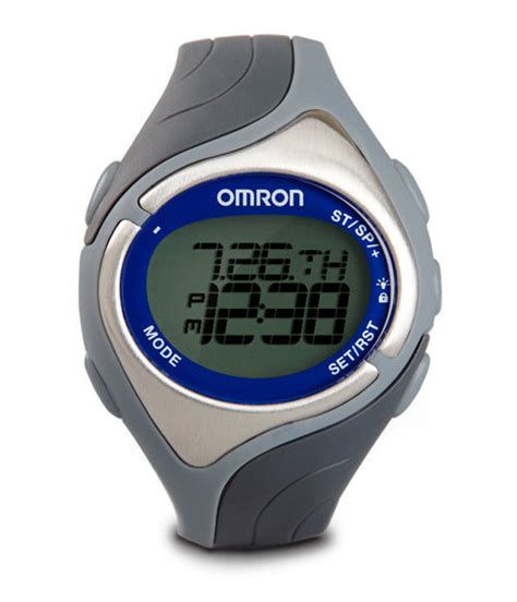Amazon.com: Omron HR-210 Strap Free Heart Rate Monitor