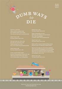 Melbourne's Metro Trains launches 'dumb ways to die ...